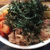 壬生 - 料理写真:肉キムチぶっかけ並750円