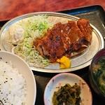 だるま屋 - 焼肉定食