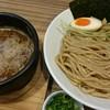 麺屋さくら - 料理写真:飛び魚の焼き干しつけ麺 1.5玉  #アゴイサム