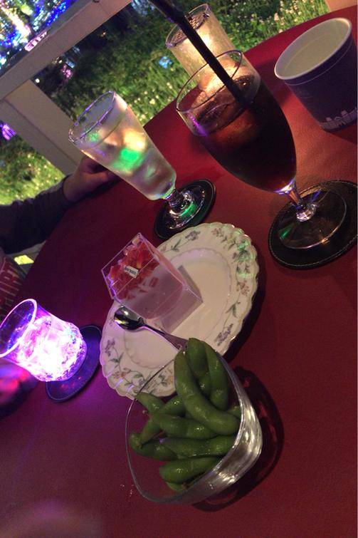光のアートガーデン カフェ&バー