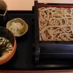 蕎麦茶屋 和久 - とろろそば(900円)