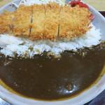 とんかつ 鉄 - 料理写真:カツカレー