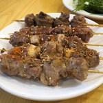 羊香味坊 - ラム串五本セット