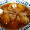 かいらく - 料理写真:チャーシュー麺850円‼