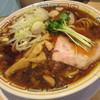 sabarokuseimensho - 料理写真:サバ醤油そば