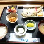 とびしま - 焼き魚定食
