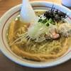 中華蕎麦 あお木 - 料理写真:煮干しらーめん