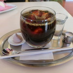 カフェ プラド - アイスコーヒー