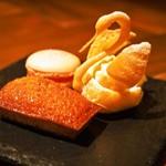 スイーツカフェ&バー フィナンシェ - 4月のデザートコース(小菓子3種類)