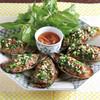 パーナ貝の肉詰め、オーブン焼き(1個)