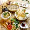 蕎麦・天ぷら 権八 - 料理写真:極上天ぷら膳コース