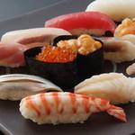 寿司・創作和食 剣寿司 - 料理写真: