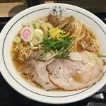 京都 麺屋たけ井 - ラーメン大(800円)