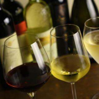 イタリア全州の美味しいワイン集結!リーズナブルに楽しんで◎