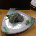 鈴女 - 生白魚