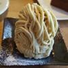 ナッシュカッツェ - 料理写真:和栗モンブラン