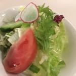 レストラン あすか - サラダ