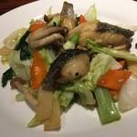 ハカタ オノ - 本日のランチ 魚料理