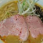 麺屋ほぃ - 料理写真:濃厚鶏白湯ラーメン♪