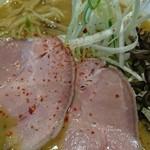 麺屋ほぃ - 濃厚鶏白湯ラーメン♪
