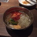 熟成焼肉 肉源 - 〆の冷麺