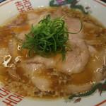 らーめん 小鉄 - 料理写真:チャシューメン 醤油