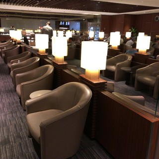 KrisFlyer Gold Lounge -