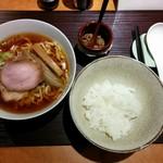 麺 みつヰ - 〆て850円。