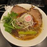 ラーメン ニューヨーク ニューヨーク - 料理写真:和歌山ラーメン