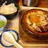 茅場町鳥徳 - 料理写真:鳥邊ごはん