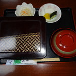 山田 別館 - 鰻重(上)(3900円)