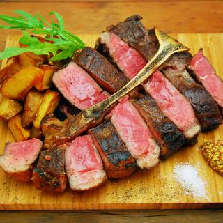 やっぱりお肉♪肉好きにはたまらない焼き加減
