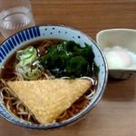 どん亭 - 朝そば350円