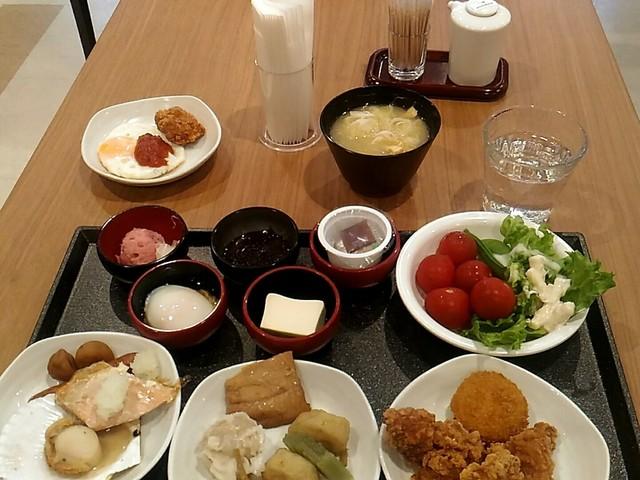 「天然温泉 天都の湯 ドーミーイン網走 朝食」の画像検索結果