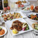 TOOTH TOOTH  Paradise Kitchen - 料理写真:ご友人・会社の同僚・ママ共のお集まりに是非!