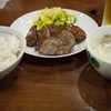 閣 - 料理写真:たん焼き定食~☆