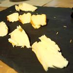 カゼウス - ウォッシュ系チーズ盛り合わせ