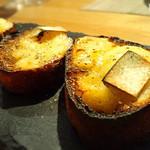 カゼウス - ラクレットとバゲットのオーブン焼き