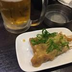 七津屋 - どて焼き