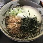 伯蕎庵 しばた - 料理写真: