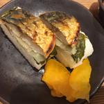 ふくい軒 - 焼き鯖寿司