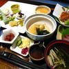 幸照 - 料理写真:お昼の若竹会席¥1800(2016/4現在)