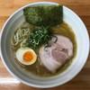 いっぽし - 料理写真:らーめん    700円