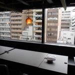 海鮮個室居酒屋 宇和之島 - 店内(窓際)