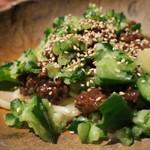 セキ ハナレ - 沖縄ソバのゴボウジャージャー麺