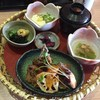 とろ麦 - 料理写真:鶏とゴロゴロ野菜