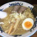 ラーメン村 - 料理写真:塩ラーメン