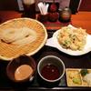 稲庭うどん 鴇 - 料理写真:生桜海老かき揚げうどん