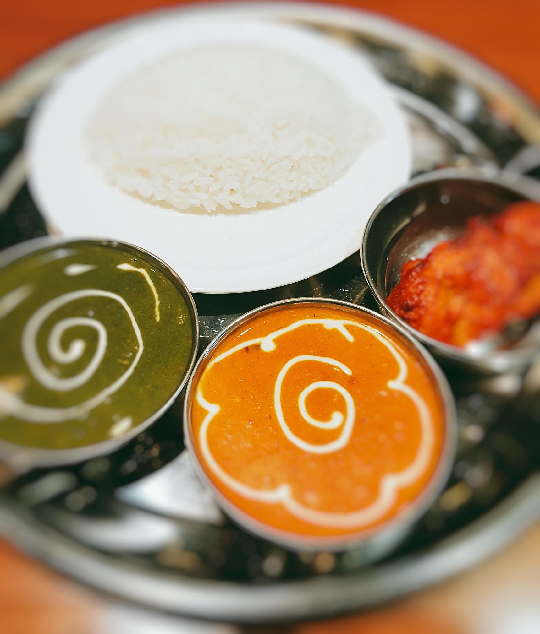 インディアンレストラン  ナンカレー