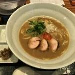 麺や いま村 - 鶏煮干しらぁめん 醤油